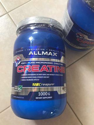 Allmax Creatinine 1000g