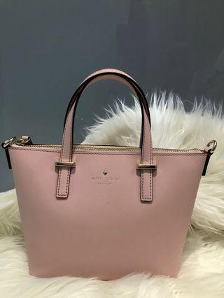#mauthr [SALE] kate spade harmony small baby pink.