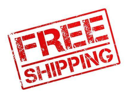 FREE SHIPPING FOR THE NEXT THREE DAYS