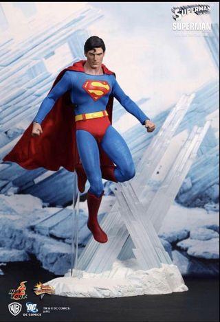 Hottoys MMS152 Superman The Movie 超人 基斯杜化