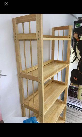 Book Shelves Rack