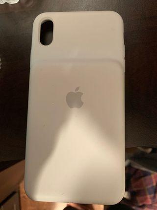 IPhone XS max apple battery case