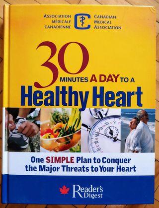 30 MINS A DAY TO A HEALTHY HEART 15$