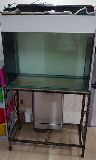 3ft by 1.5ft stand for fish tank (stand only)