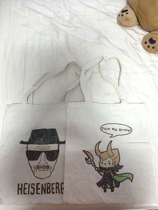 🚚 Tote Bags