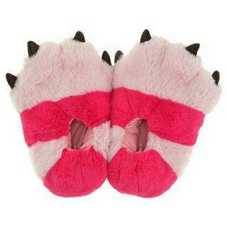 🚚 日本迪士尼 愛麗絲夢遊仙境 妙妙貓 微笑貓 絨毛 室內拖鞋