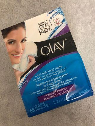 Olay: Face Cleansing Cloths