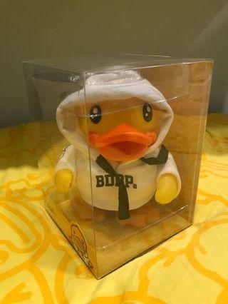B Duck 小黃鴨擺設收藏品(黑/白)