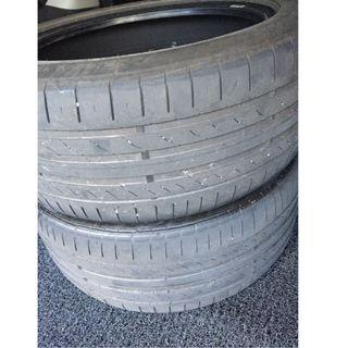 CONTINENTAL SPORT CONTACT TYRE 225/45/17