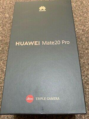 Brand New Huawei Mate 20 Pro 128GBT wilight