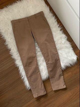 Khaki Trousers/Pants