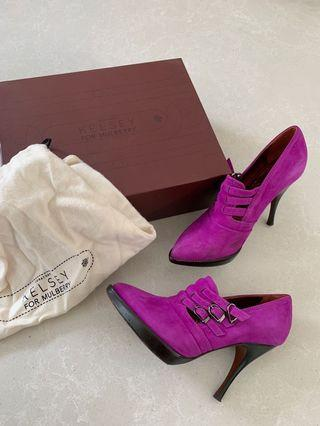 🚚 Mulberry - Jonathan Kelsey for mulberry limited edition shoes size 36