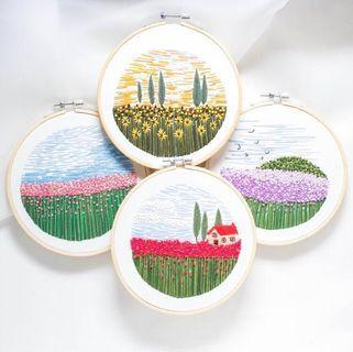 DIY Embroidery / Sewing Kit