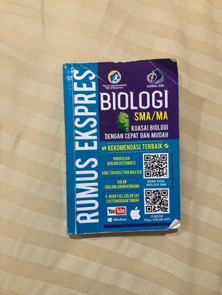 Buku ekspres biologi