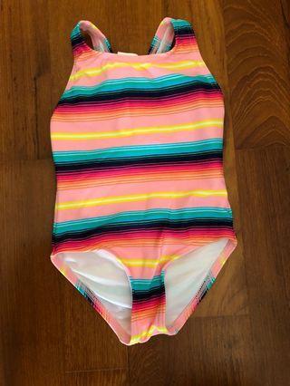 Baby girl one piece swimwear
