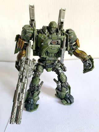 🚚 Custom Painted Transformers - DOTM Hound, Legends Sandstorm and Fallbod Cybertron Air Raid