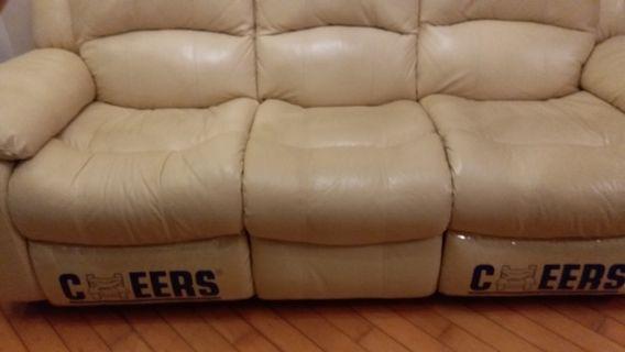 芝華仕3位梳化,Cheers electric sofa 3 seats