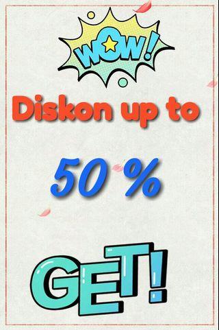 Diskon!!