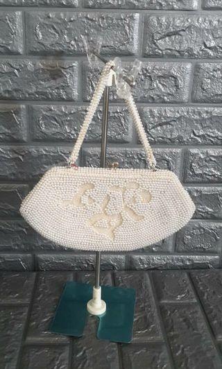 Beads minaudiere bag