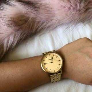 Nixon Kensington Watch in Rose Gold
