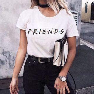 {PO} friends tee