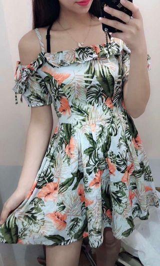 韓裝-連身裙