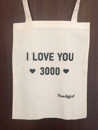 Share with us your idea and personalise the totebag now! 💕