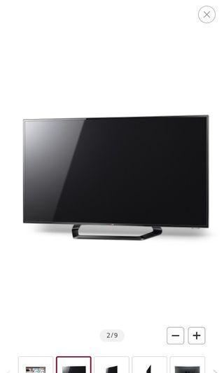 🚚 LG Smart TV 60 ins