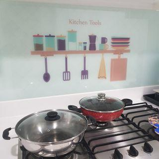 BN Kitchen Wall Decal