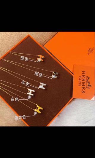 Hermes 頸鏈