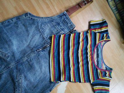 Jumper skirt bundle