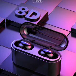 AMOI F9 Wireless Bluetooth Earbuds