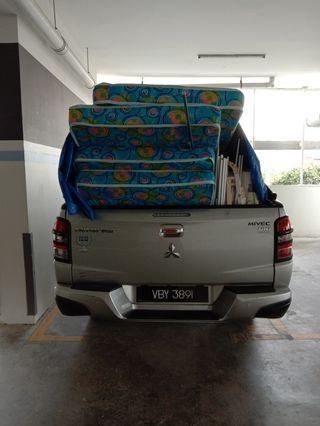 Transport delivery 4x4 nego sampai jadi