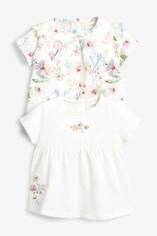 Next UK floral tshirts