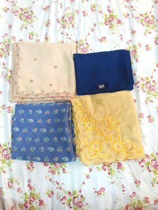 Byfqi studentpunrayalah basic shawl