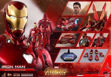 Hot Toys Ironman Mark 50 5月6號單