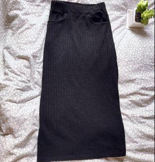 黑色窄裙 #半價衣服拍賣會