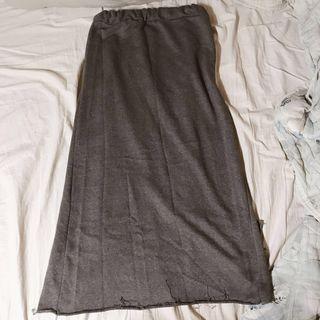 開衩窄裙 #半價衣服拍賣會