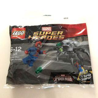 Lego Marvel- Spider-Man Super Jumper Polybag 30305