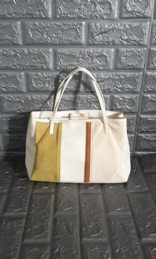 Authentic KUMIKYOKU Handbag (Japan brand)