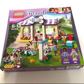 🚚 LEGO Friends - Heartlake Puppy Daycare (41124)