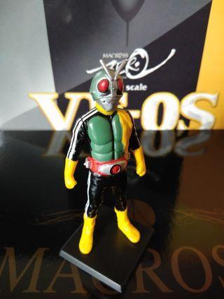 Kamen Rider Shocker Gashapon