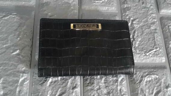 Authentic BIRDING FIELD Wallet (Genuine leather)