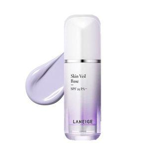 Laneige Skin Veil Base 防曬調色底霜 NO40 Light Purple & NO60 Light Green ~30ml