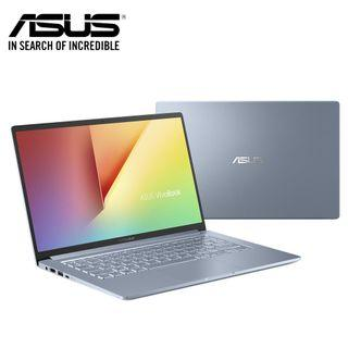 K403F-AEB087T Asus ULTRABOOK : Core i5-8265u, 4 cores, 6mb cache, up to 3.9Ghz, 8GB RAM DDR4 2400MHz, 512 PCIe M.2 SSD, 14-INCH, FHD 1920 X 1080, 2 YEARS GLOBAL WARRANTY, 1.3Kg, over 15 hours battery life