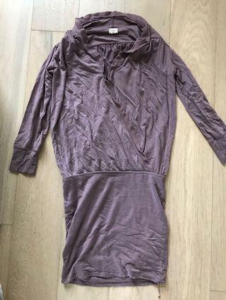 Wilfred aritzia dress xs