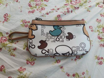Authentic Carlo Rink Wristlet