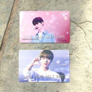 PVC Card Jihoon / Minhyun
