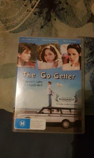 The Go-Getter DVD
