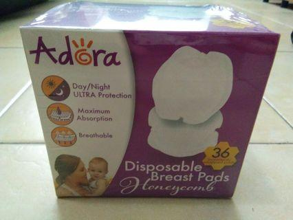 Disposable Breast Pads 36pcs - 4boxes to let go